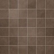 Dwell Brown Leather Mosaico 30х30